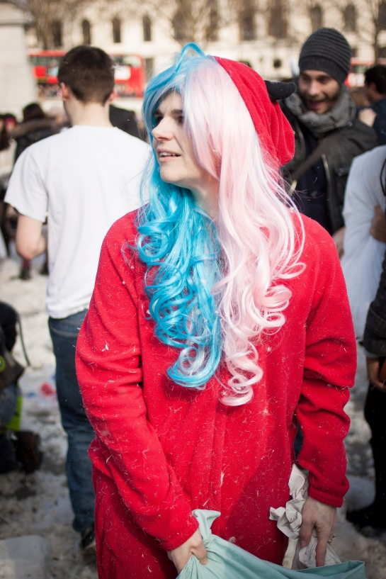 World Pillow Fight Day 2013 - London (19 of 54)